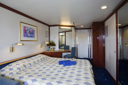 Category XF Deluxe stateroom
